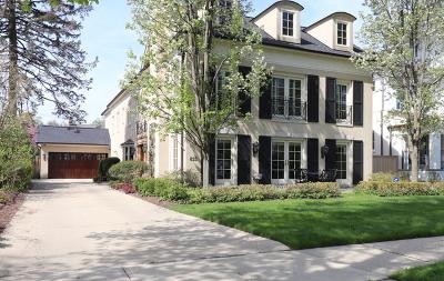 Wilmette Single Family Home For Sale: 825 Michigan Avenue