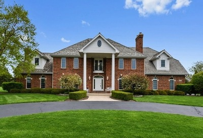 St. Charles Single Family Home New: 7n177 Lancaster Road