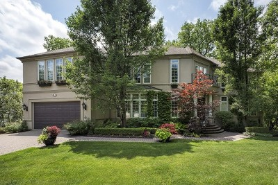 Highland Park Single Family Home For Sale: 1640 Sylvester Place