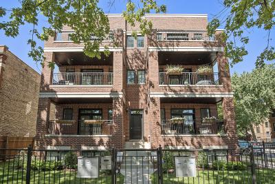Condo/Townhouse For Sale: 1204 West Cornelia Avenue #1E