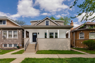 Berwyn Single Family Home New: 1429 Cuyler Avenue