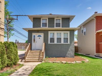 Oak Park Single Family Home For Sale: 1230 North Lombard Avenue