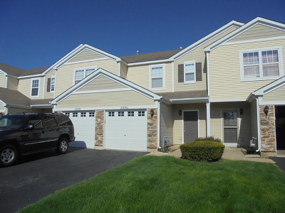 Carpentersville Rental For Rent: 2056 Limestone Lane