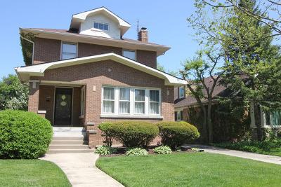 Oak Park Single Family Home Contingent: 1132 Rossell Avenue