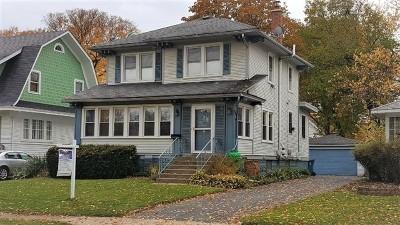 Elmhurst Single Family Home For Sale: 364 North Addison Avenue