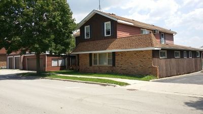 Mokena Multi Family Home For Sale: 10931 Front Street