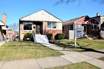 Franklin Park Single Family Home Price Change: 2557 Oak Street