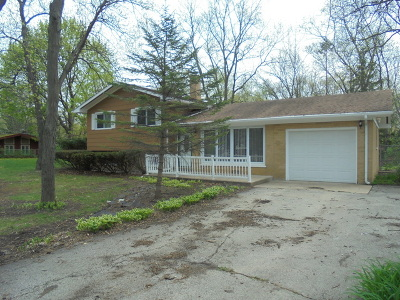 Crystal Lake Rental Price Change: 4513 David Lane