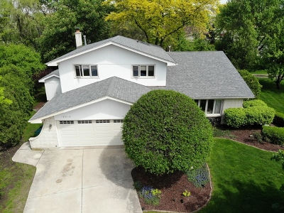 Orland Park Single Family Home For Sale: 12210 Derby Lane