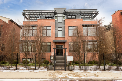 Chicago Condo/Townhouse For Sale: 2636 North Lakewood Avenue #1N