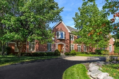 Lake Forest Single Family Home For Sale: 180 South Suffolk Lane