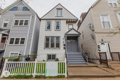 Multi Family Home For Sale: 1116 West Roscoe Street