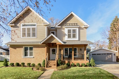 Arlington Heights Single Family Home For Sale: 1112 North Haddow Avenue