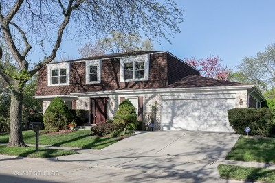 Deerfield Single Family Home For Sale: 1005 Stratford Road