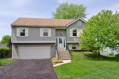 Geneva Single Family Home For Sale: 654 Westfield Course