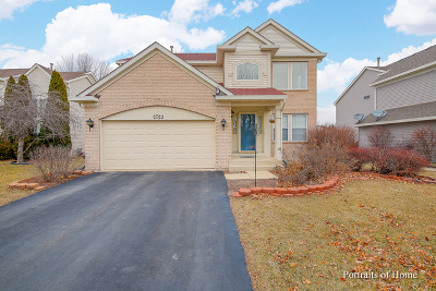 Naperville Single Family Home Contingent: 2723 Boddington Lane