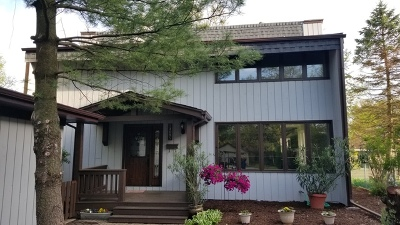 Worth Single Family Home Price Change: 7309 West 110th Street