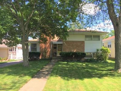 Glen Ellyn Single Family Home For Sale: 241 Bryant Avenue