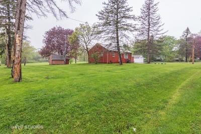 Barrington Single Family Home For Sale: 124 North Arlington Road