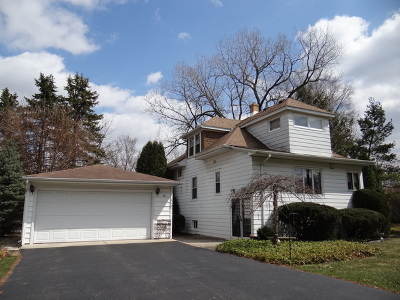 Clarendon Hills Single Family Home For Sale: 26 Fairview Court