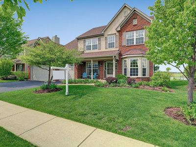 Geneva Single Family Home New: 39w924 Wellington Way