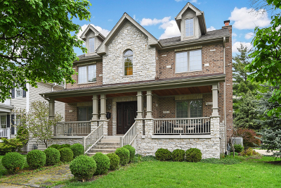 Hinsdale Single Family Home For Sale: 617 Ravine Road