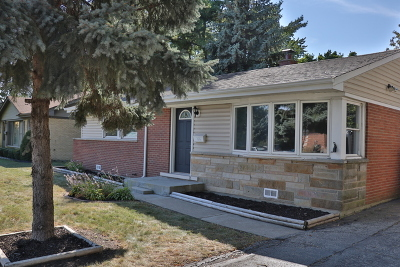 Mount Prospect Single Family Home For Sale: 706 North Main Street
