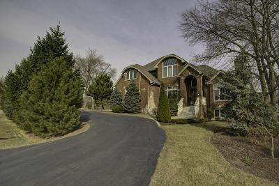 Burr Ridge Single Family Home Contingent: 121 73rd Street