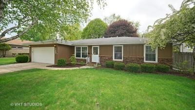 Aurora Single Family Home New: 760 Sherwood Avenue