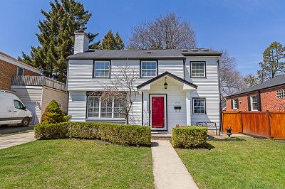 Mount Prospect Single Family Home For Sale: 212 North Emerson Street