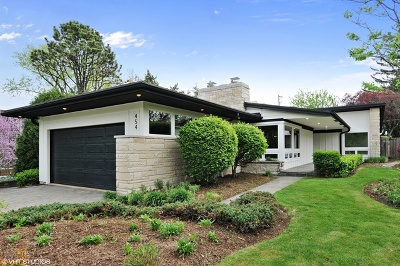 Naperville Single Family Home New: 454 South Sleight Street