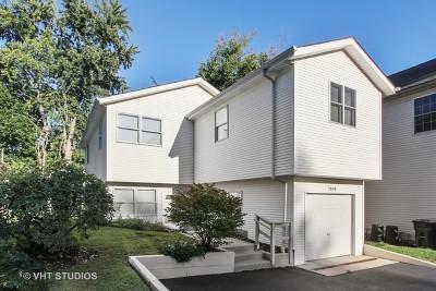 Island Lake Single Family Home For Sale: 3908 Sumac Avenue