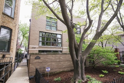 Chicago Condo/Townhouse New: 1719 North Halsted Street #C