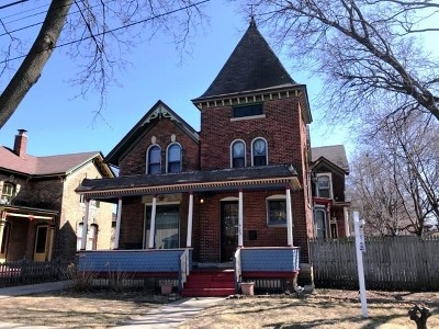 Elgin Single Family Home New: 465 Douglas Avenue
