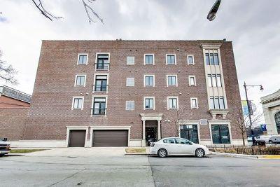 Condo/Townhouse For Sale: 2401 North Janssen Avenue #406