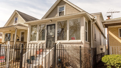 Chicago IL Single Family Home Re-Activated: $129,900