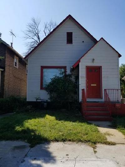 Dolton Single Family Home New: 221 East 138th Street East