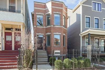 Single Family Home For Sale: 1823 West Melrose Street