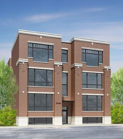 Condo/Townhouse For Sale: 3046 North California Avenue #100