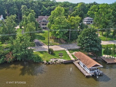 Algonquin Single Family Home For Sale: 1511 North River Road