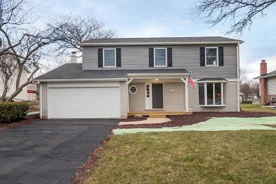 Lisle Single Family Home For Sale: 2604 Mark Carre Court