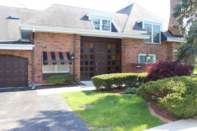 Palos Heights Condo/Townhouse For Sale: 12618 South London Lane #106