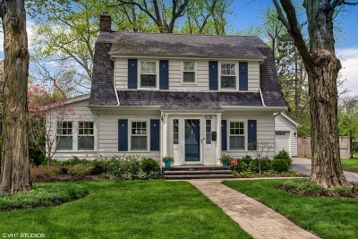 Highland Park Single Family Home For Sale: 1236 Cavell Avenue