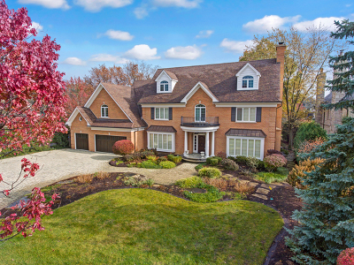 Hinsdale Single Family Home For Sale: 835 South Park Avenue