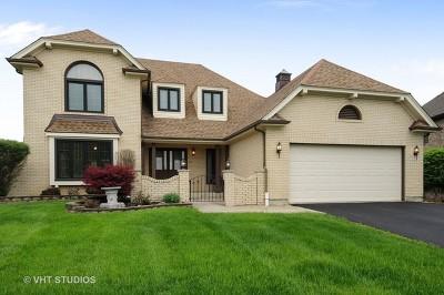 Glen Ellyn Single Family Home For Sale: 2s564 Danbury Drive