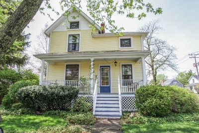 Woodstock Single Family Home For Sale: 449 Dacy Street