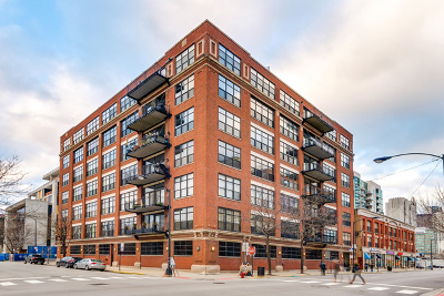Chicago Condo/Townhouse New: 850 West Adams Street #4B