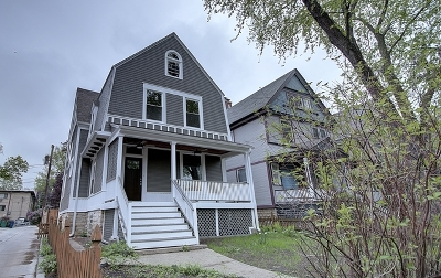 Oak Park Single Family Home New: 112 South Scoville Avenue