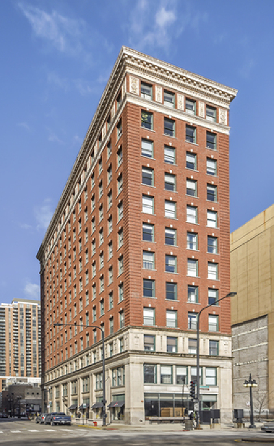 Chicago Condo/Townhouse New: 888 South Michigan Avenue #203