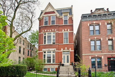 Wicker Park, Bucktown Condo/Townhouse For Sale: 2017 West Evergreen Avenue #103